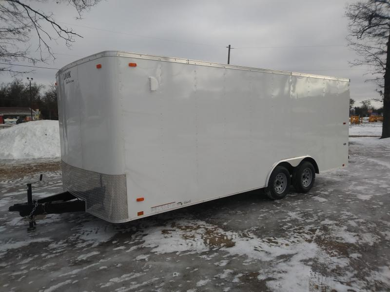 2019 Look Trailers 8.5 X 20 Enclosed Cargo Trailer