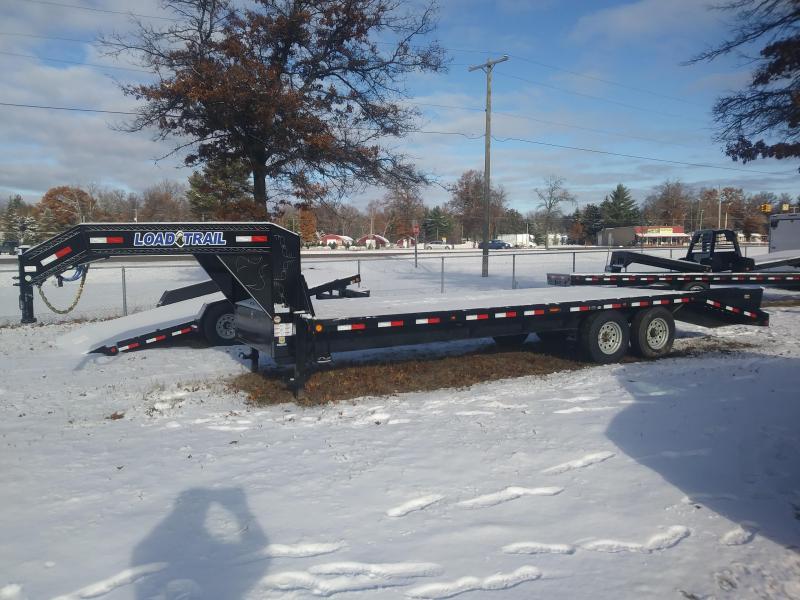 2019 Load Trail GH14 Gooseneck 102 x 25 Equipment Trailer