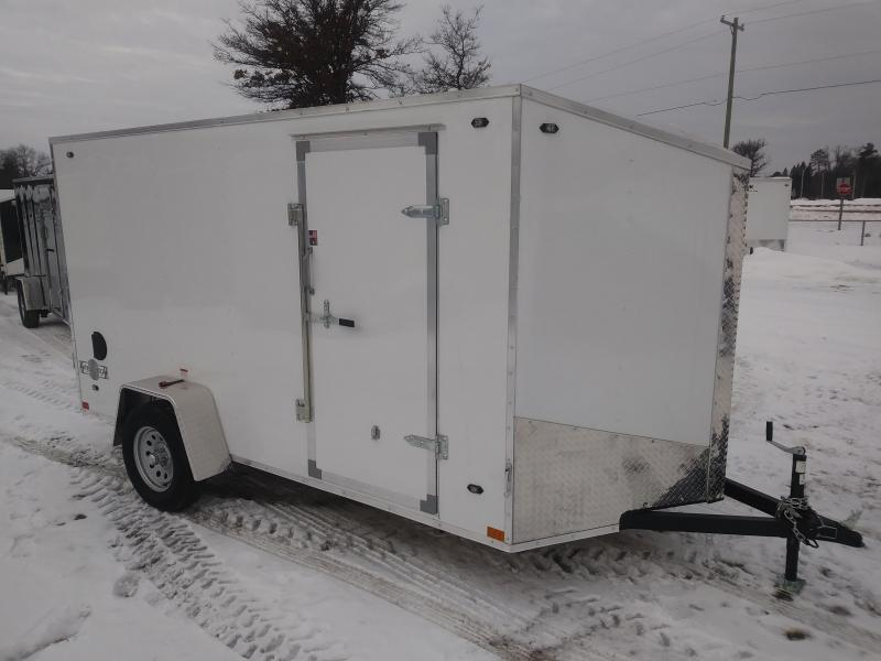 2020 Stealth Trailers 6x12 Enclosed Cargo Trailer