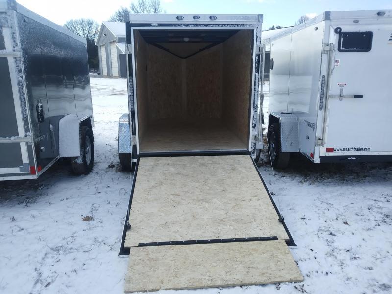 2020 Stealth Trailers Titan 5x8 Enclosed Cargo Trailer