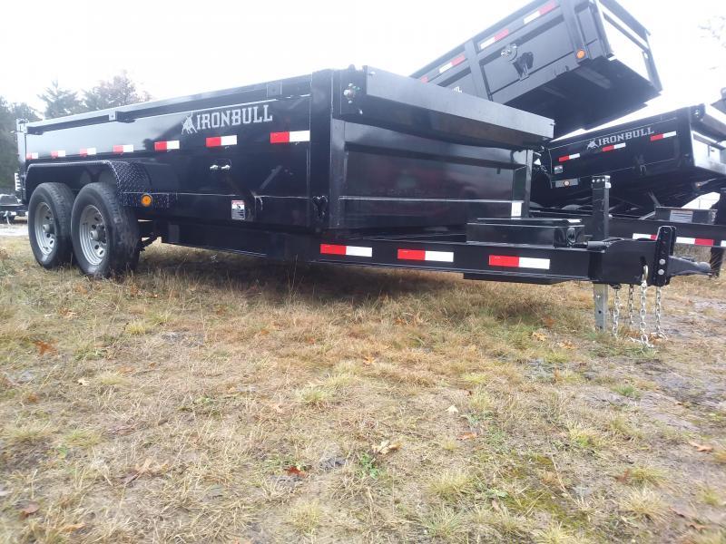 "2018 Norstar 83""x14' 14K Dump Trailer"