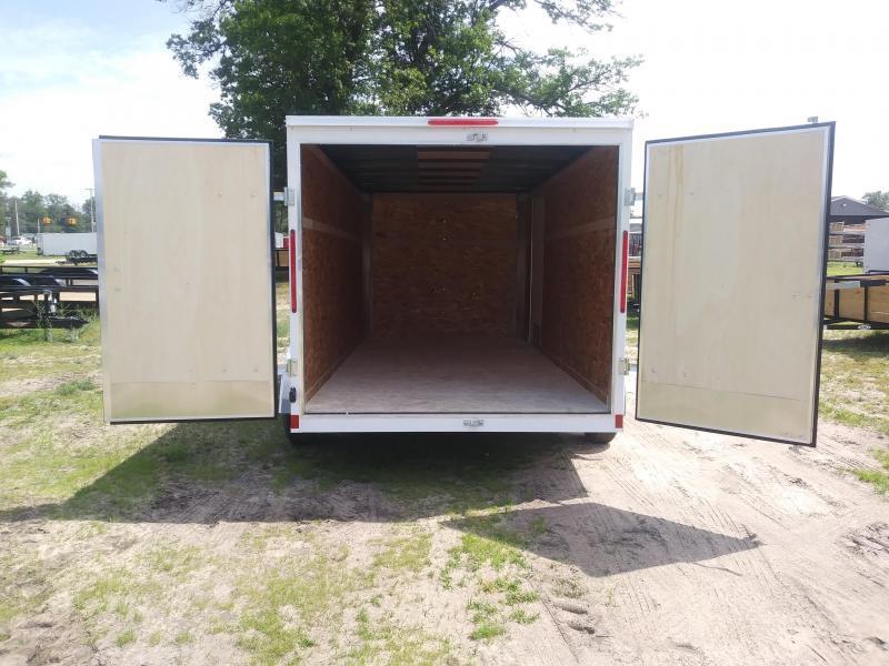 2020 Look Trailers 7X14 Enclosed Cargo Trailer