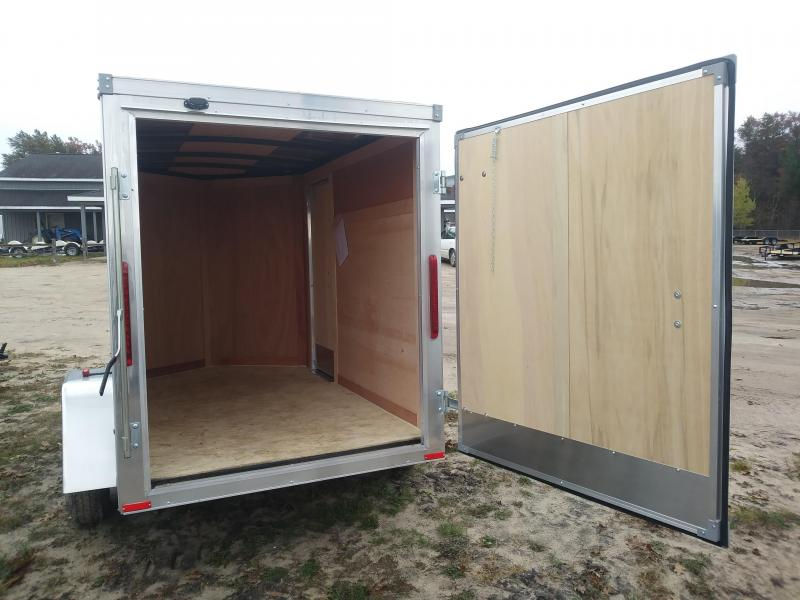 2019 MTI Trailers 5x8 Enclosed Cargo Trailer