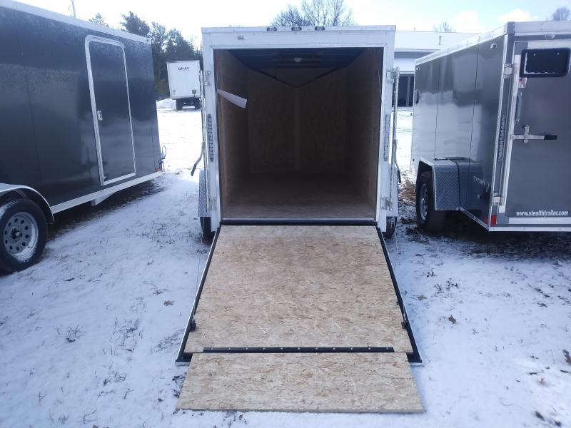 2020 Stealth Trailers Mustang 5x10 Enclosed Cargo Trailer