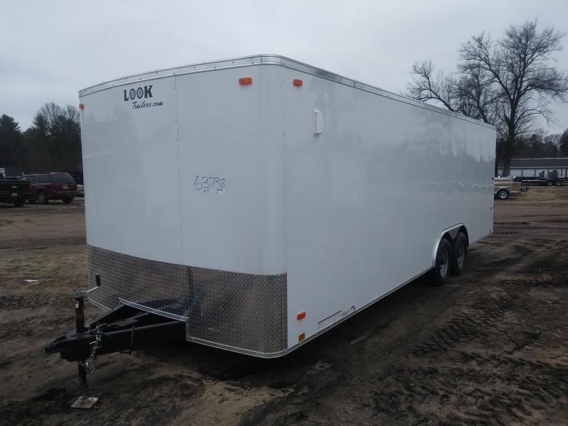 2020 Look Trailers ST85X24TE3 Car / Racing Trailer