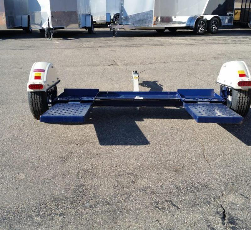 80T Master Tow Car Dolly W/Surge Brakes