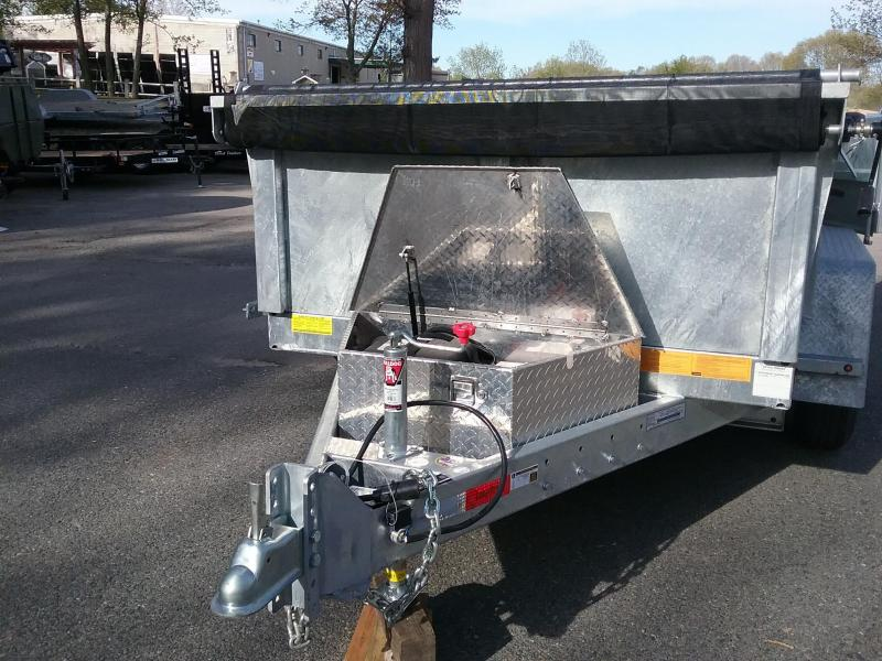 2018 Load Rite DT610LPx10 Dump Trailer in Ashburn, VA