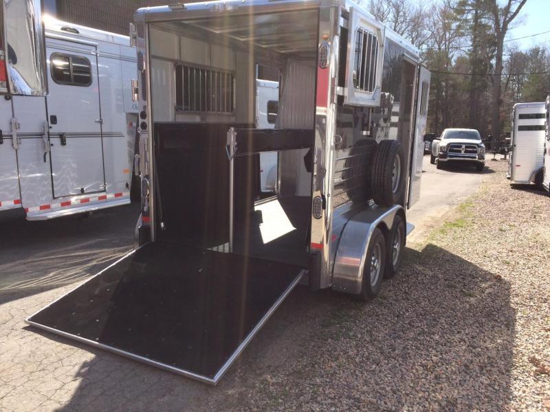 2019  Sundowner Trailers 2H Charter SE Horse Trailer