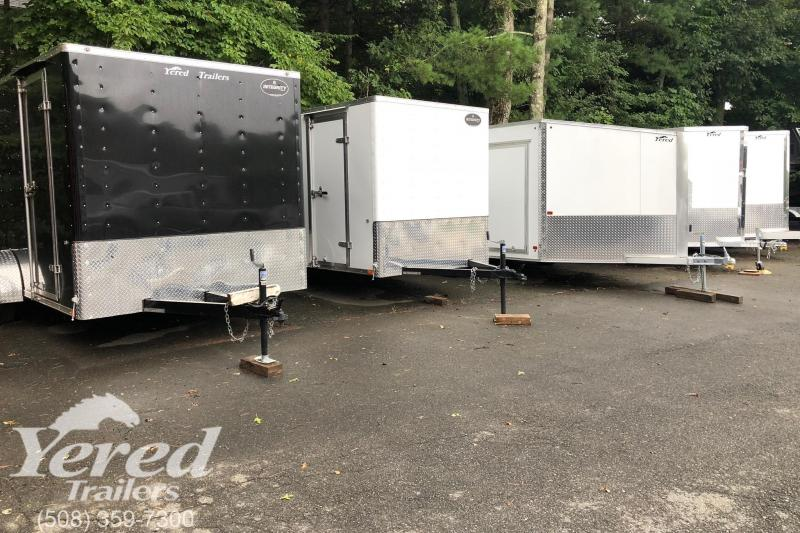 New Cargo / Enclosed Trailers