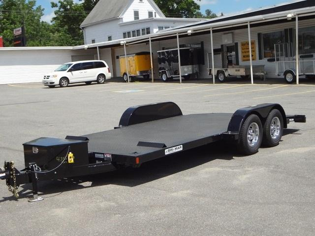 2018  Bri-Mar TILT CAR HAULER