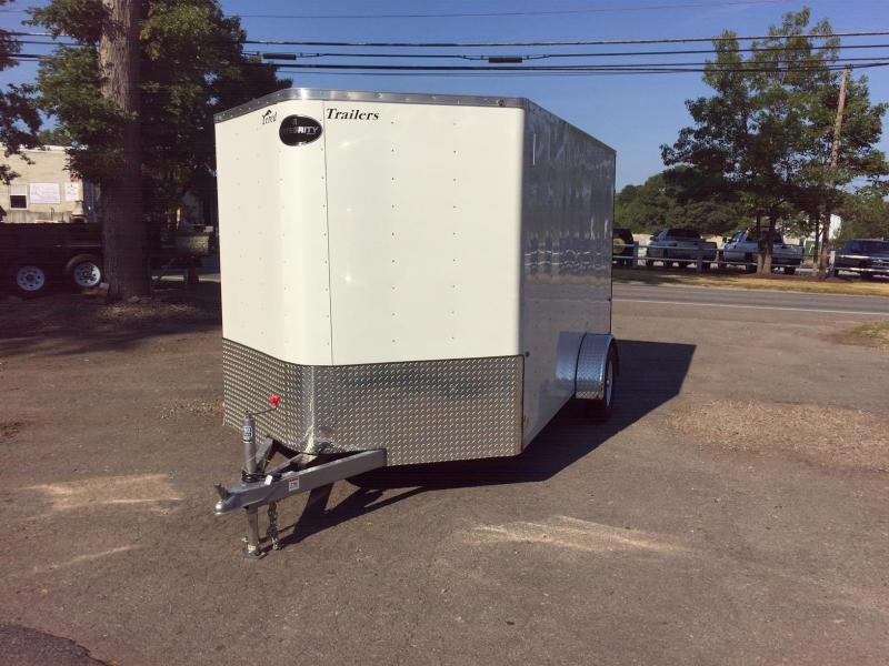 Integrity Trailers Enclosed Bike Trailer 7x12 Motorcycle Trailer in Ashburn, VA