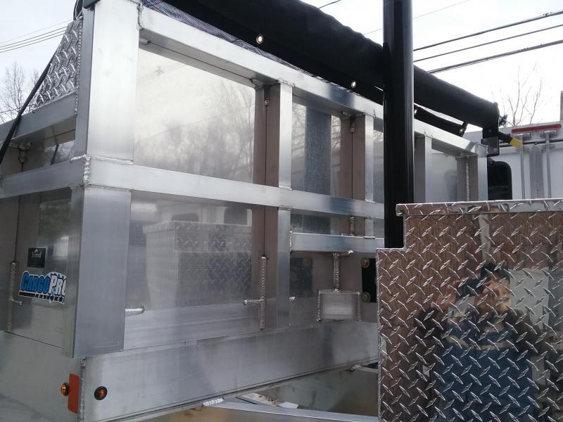 2019 CargoPro Trailers Dumps Dump Trailer
