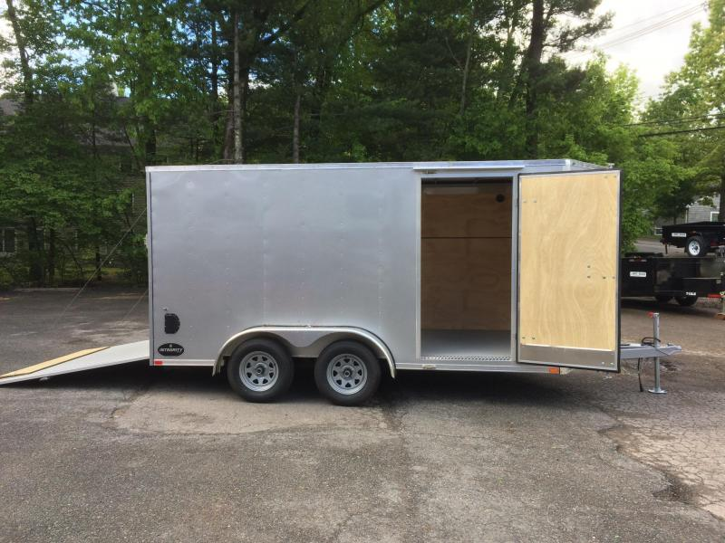 2018 Integrity Trailers -- Motorcycle Trailer