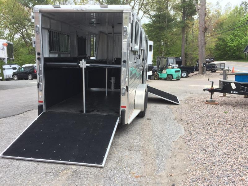 2019 Sundowner Trailers Sundowner 2&1 Horse Trailer