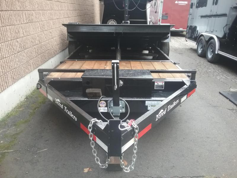 2018 Bri-Mar Ht20-14Tilt Equipment Trailer in Gilford, NH