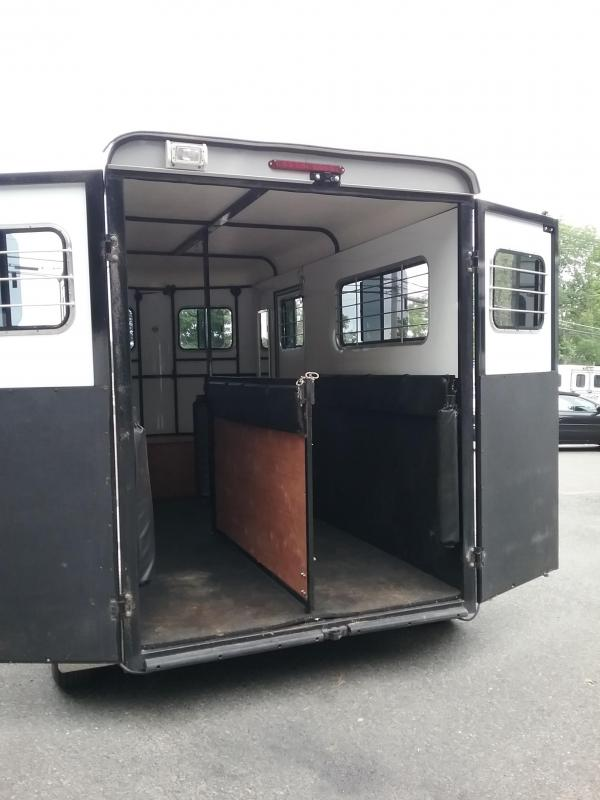 2011 Cotner Trailers Inc. Royal XT Horse Trailer