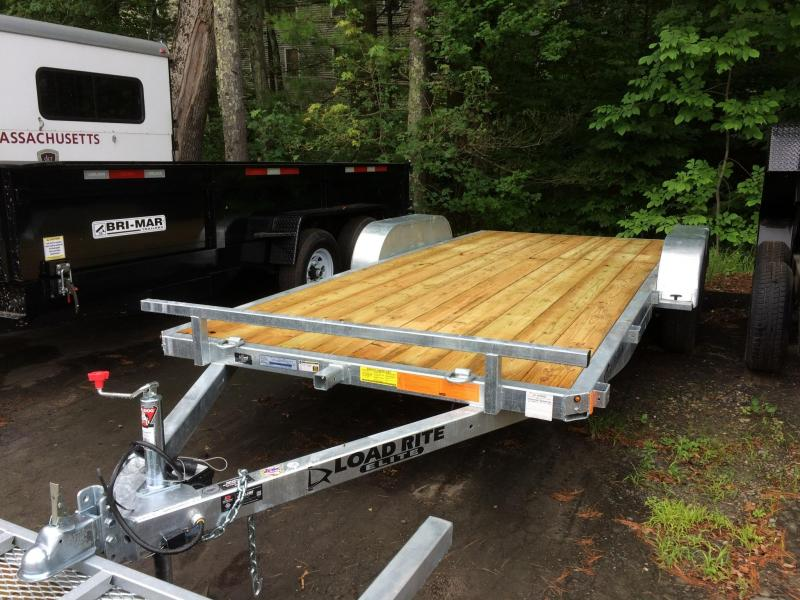 2018 Load Rite 18' Car Hauler in Cleveland, NS