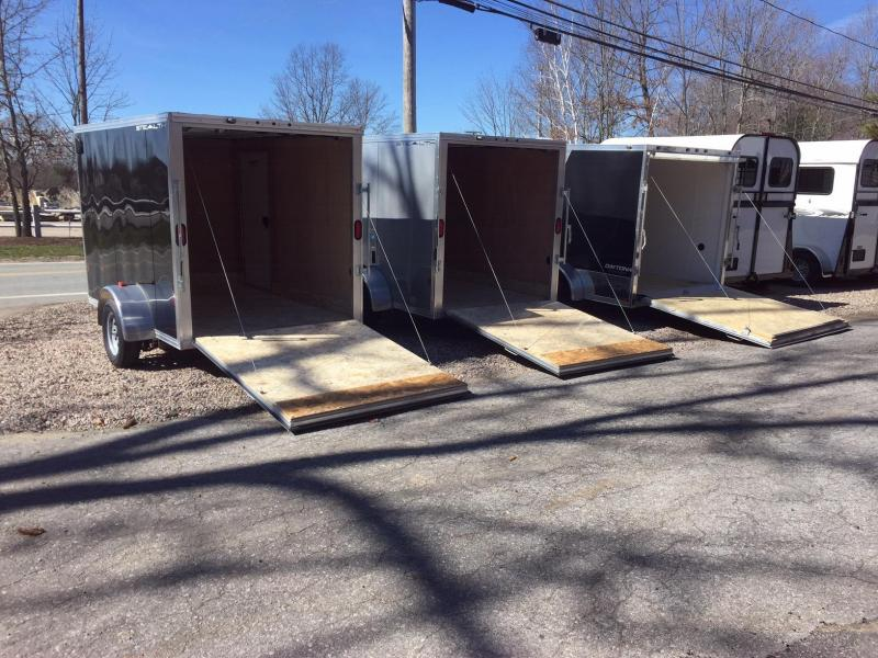 2017   Stealth Trailers/  Motorcycle Trailer