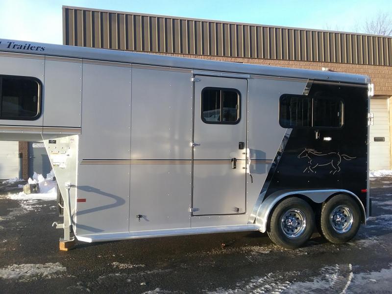 2019 Sundowner Trailers Charter Custom 2h GN Horse Trailer