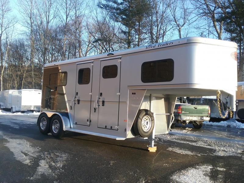 2020 Sundowner Trailers Charter Custom 2h GN Horse Trailer in Ashburn, VA