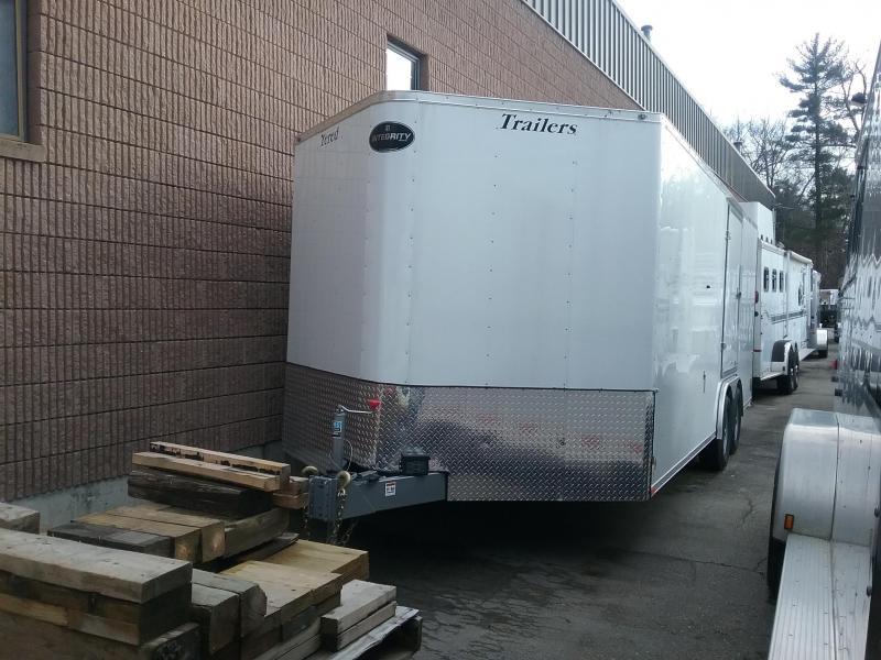 2018 Integrity Trailers Enclosed cargo Enclosed Cargo Trailer