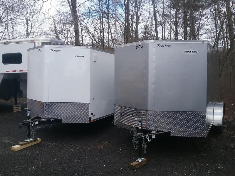 2018 Integrity Trailers Enclosed cargo Enclosed Cargo Trailer
