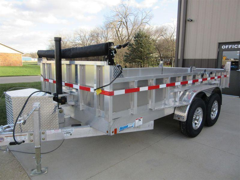 2019 Alcom Dump Trailer in Ashburn, VA