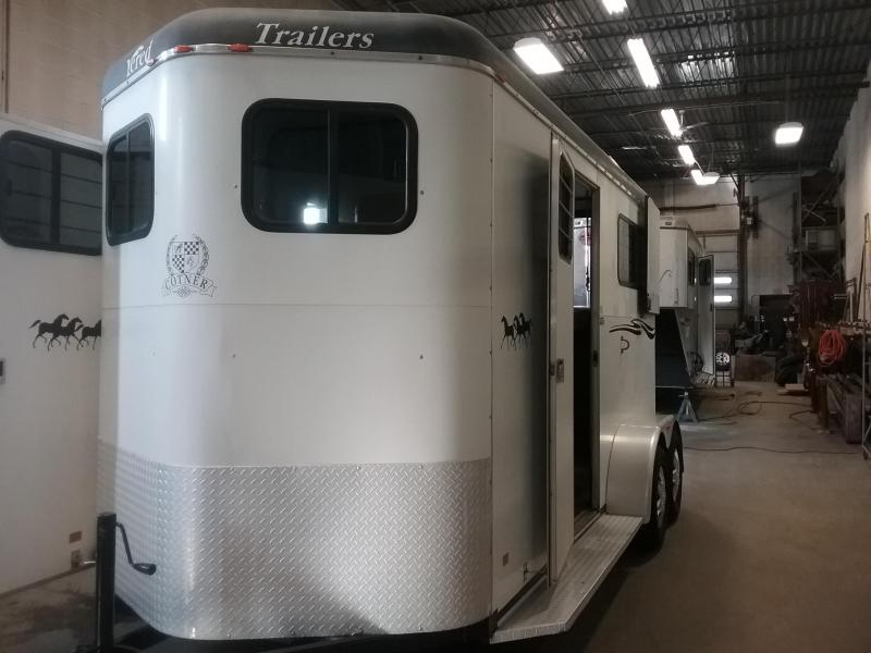 2006 Cotner Trailers Inc. Royal D/Room Horse Trailer
