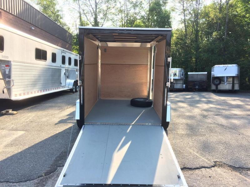 2018 Integrity Trailers HL 6x10 Enclosed Cargo Trailer