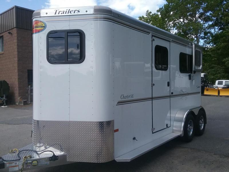 2020 Sundowner Trailers Sundowner 2h BP Horse Trailer
