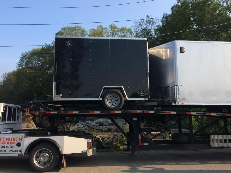 2018 Integrity Trailers Cargo Enclosed Cargo Trailer