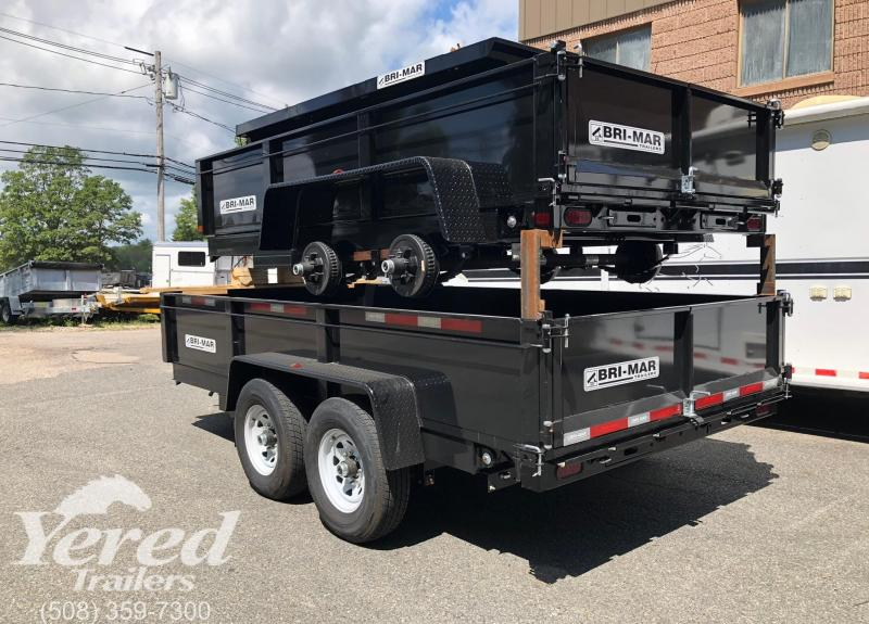 2019 Bri-Mar Dumps Dump Trailer