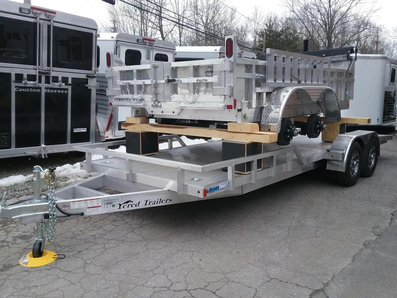 2019 CargoPro Trailers Open car haulers Car / Racing Trailer in Cleveland, NS