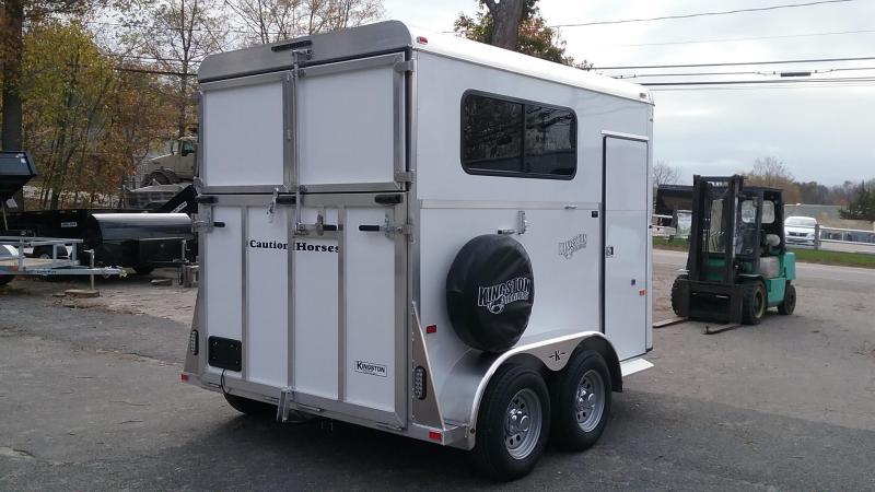 2020 Kingston Trailers Inc. Classic Std Horse Trailer