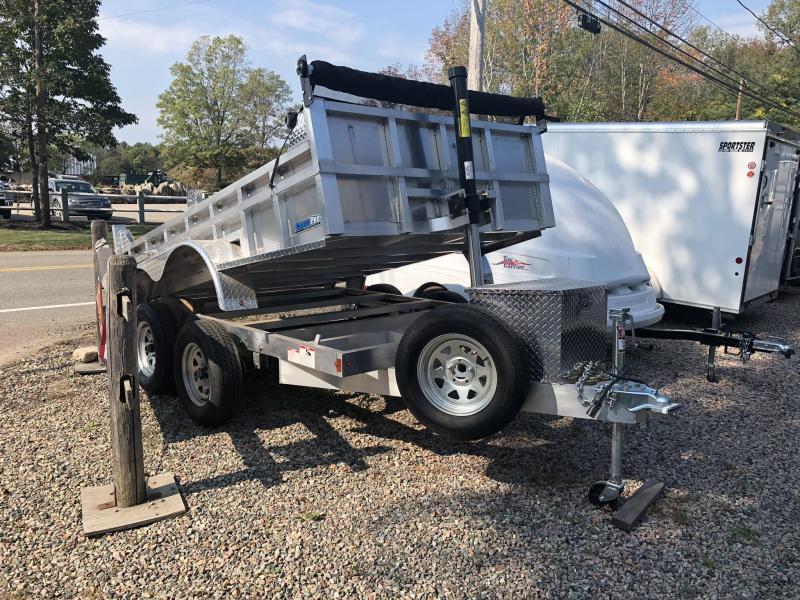 2019 CargoPro Trailers 6x12x10k  Dump Trailer