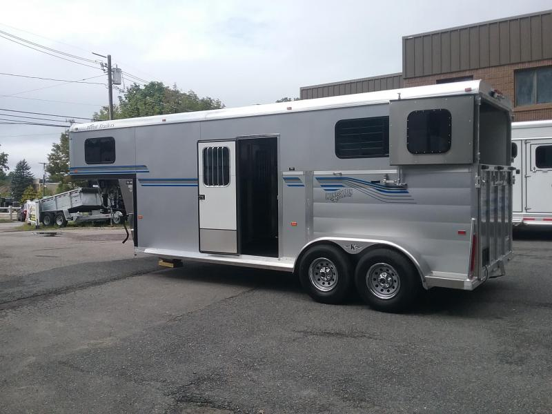 2019 Kingston Trailers Inc. Brunswick 2h gn Horse Trailer