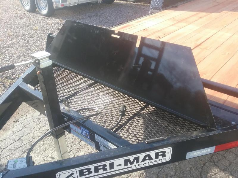2018 Bri-Mar EH18-14 Equipment Trailer