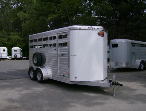 2017   Sundowner Trailers Stockman 16ft Stock / Stock Combo Trailer in Ashburn, VA
