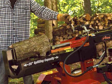 Ariens 27-Ton Log Splitter