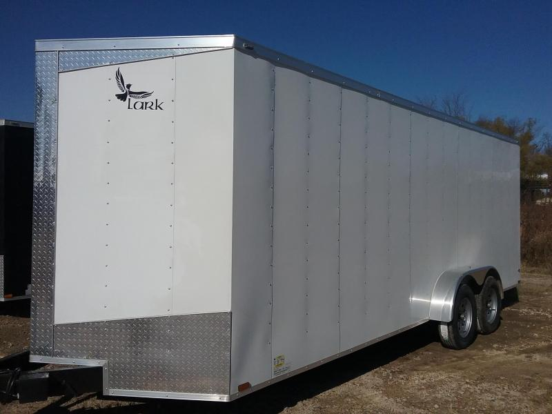 2019 Lark CT7X20TA Enclosed Cargo Trailer