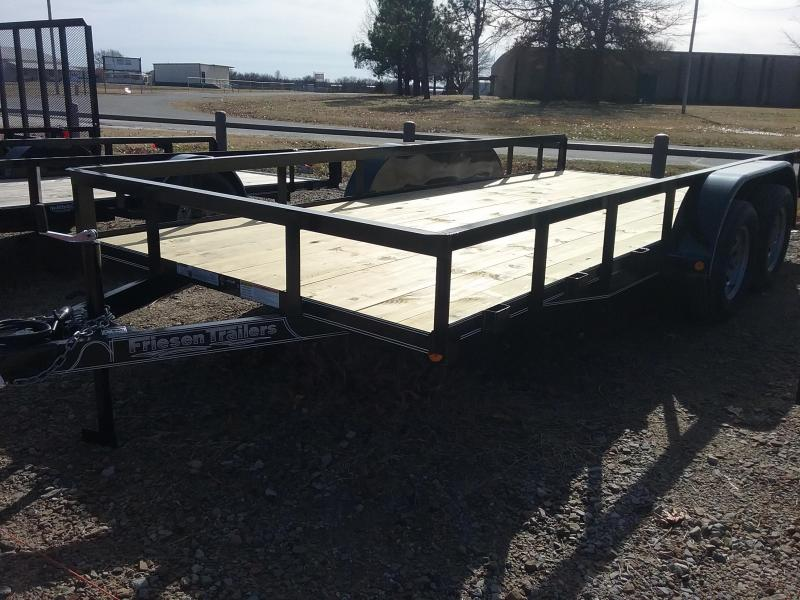 2019 Friesen Trailers UT78316 Utility Trailer in OK