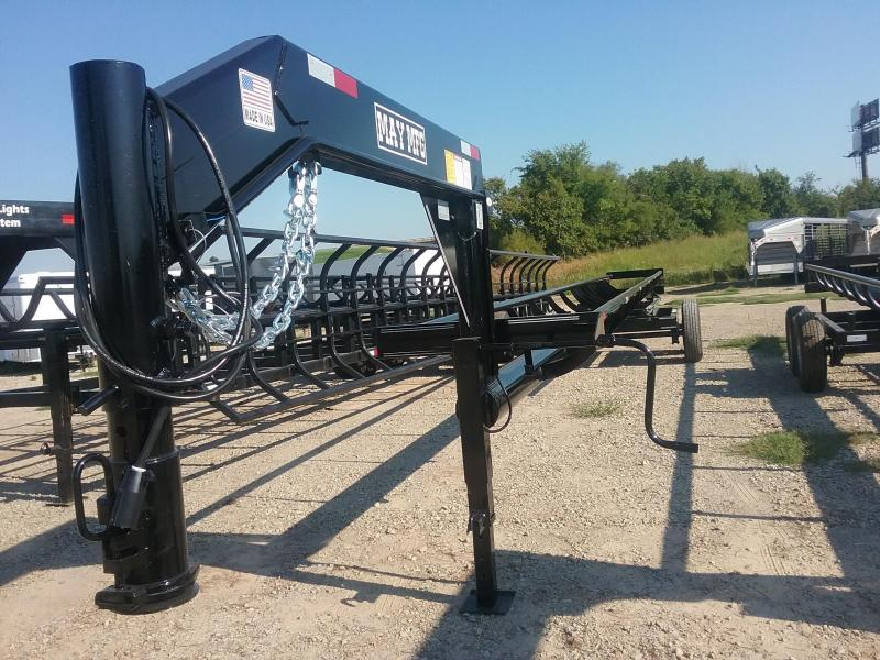 2019 May Trailers 40' Hay Trailer