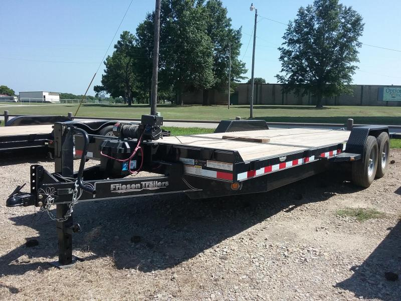 2018 Friesen Trailers GT148322 Equipment Trailer in Midland, AR