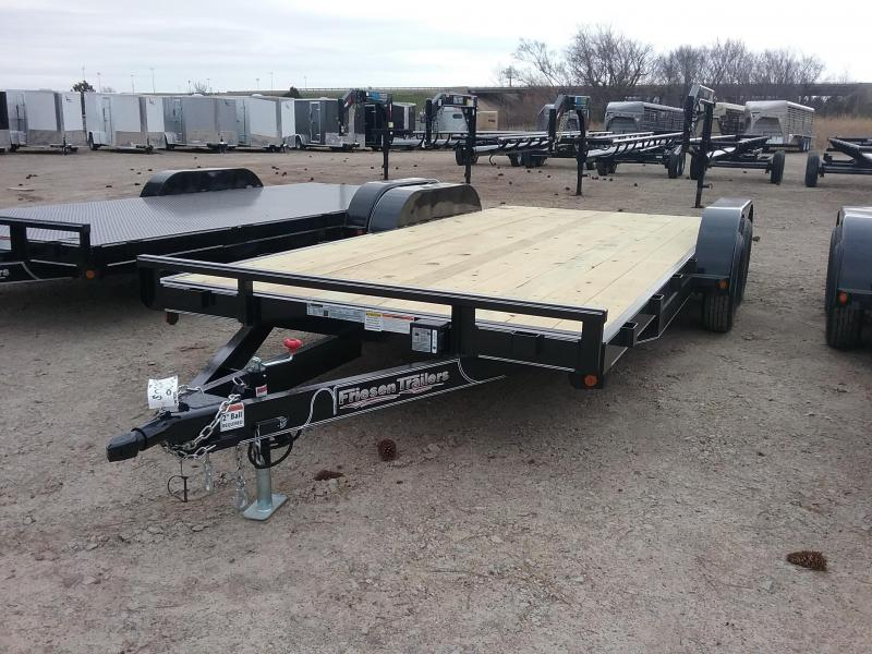 2019 Friesen Trailers CHX78318 Carhauler Trailer
