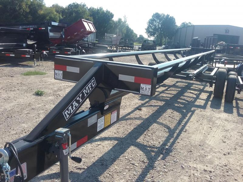 2019 May Trailers 25' Hay Trailer