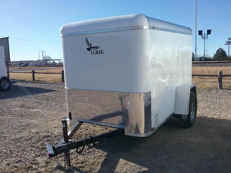 2018 Lark CT5X8SA Enclosed Cargo Trailer