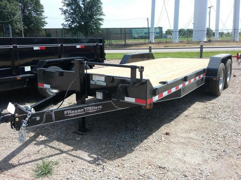 2018 Friesen Trailers EQX148320 Equipment Trailer in Midland, AR