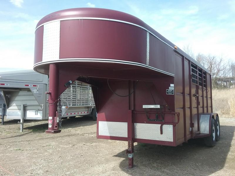 2009 Calico Trailers Horse Trailer
