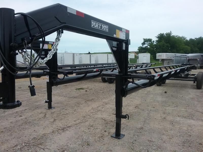2018 May Trailers 36' Bale Trailer in OK