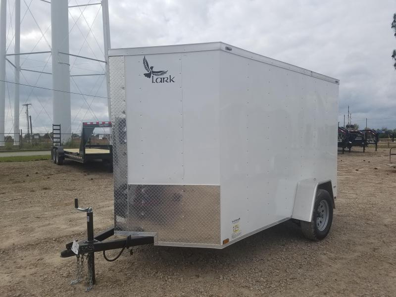2019 Lark CT6X10SA Enclosed Cargo Trailer